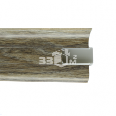 Плинтус пластиковый Winart 820 Дуб асплен