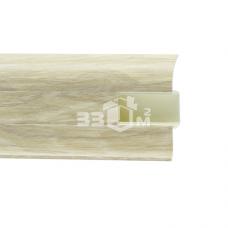 Плинтус пластиковый Winart 825 Дуб пальмира
