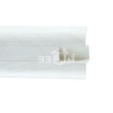 Плинтус пластиковый Winart 828 Дуб Эверест