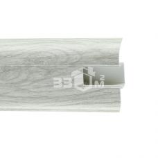 Плинтус пластиковый Winart 836 Дуб веронский